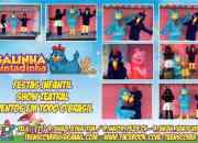 Galinha Pintadinha a melhor animação para festas infantil