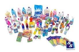 Produtos para limpeza