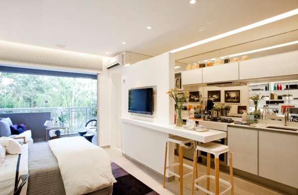 Ref 17cy- apartamento campo belo uma suíte