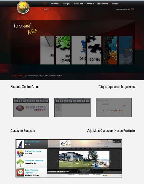 Criação de sites e sistemas online