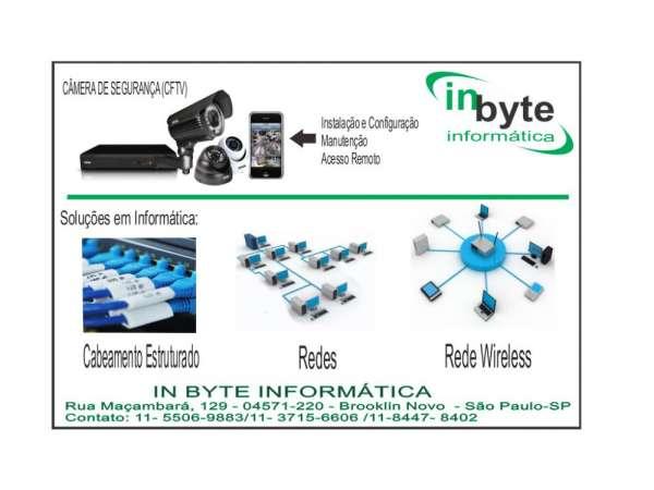 Rede wireless - implantação e ampliação