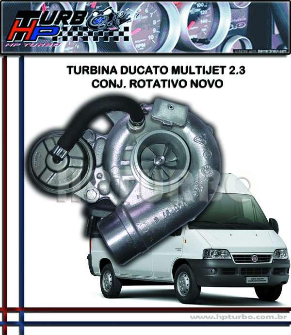 Turbina ducato multijet 2.3