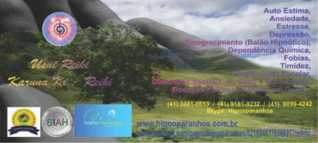 Hipnoterapia - hipnose clinica - terapia regressiva - reiki