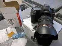 Para vender canon - eos 6d dslr camera com 24-105mm f / 4l is lens -