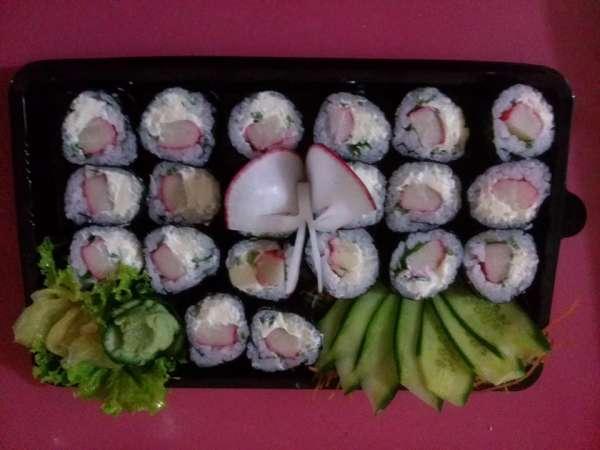 Gueixa sushi delivery rio das ostras