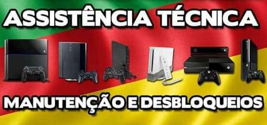 Assistência técnica videogame nichole games
