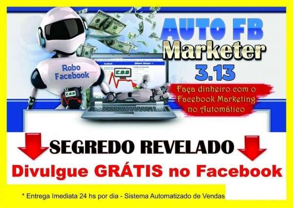 Software facebook marketer 3.13