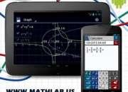 Calculadora Científica Gráfica da Mathlab Apps