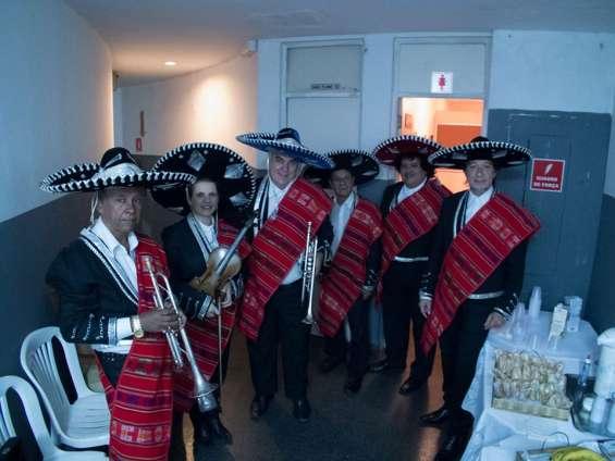 Os musicos mexicanos