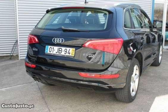 Audi q5 ano do modelo: 2010