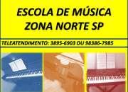 aulas de violão guitarra canto teclado zona norte sp