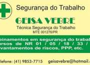 CURSOS CIPA SEGURANÇA DO TRABALHO