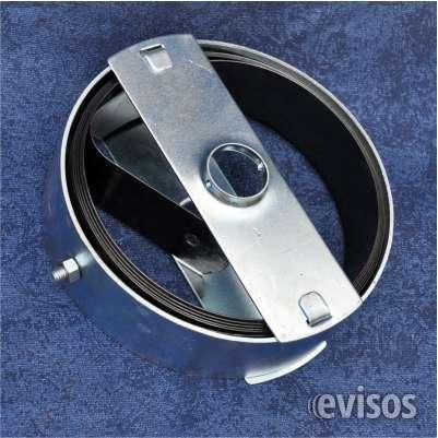 Caixa de mola p/ portas de aço / escovas de aço