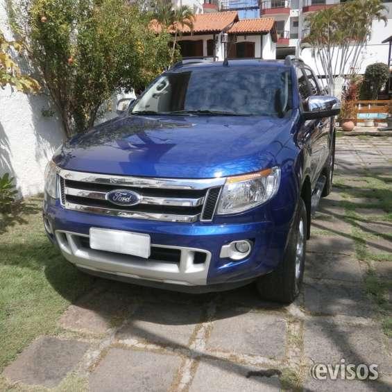 Ranger limited 3.2 4x4 diesel cab dupla automatica 2013/2014