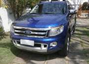 Ranger Limited 3.2 4x4 diesel cab dupla automatica 2013/2014