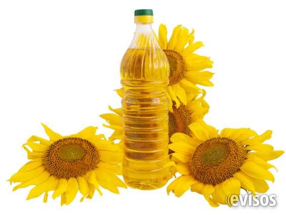 100% de óleo de girassol refinado