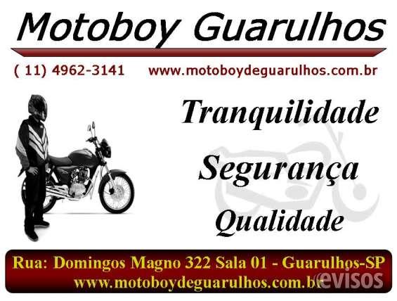 Motoboy de guarulhos