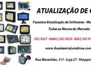 Assistência Londrina (43)3027-6060 Atualização GPS Londrina