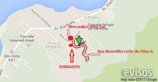 Mapa de localiação
