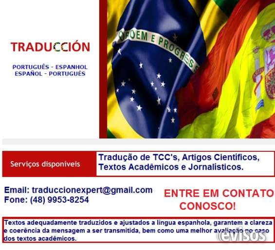 Traducción expert brasil