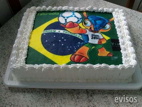 Fotos de Wal bolos para festas 19