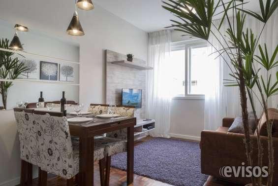 100% mobiliado - 1 dormitório com internet e sky (1 quarto)