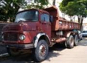 Caminhão caçamba MB 2213