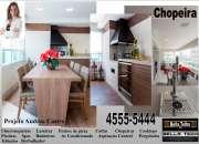 churrasqueira para apartamento, churrasqueira com coifa, churrasqueira moderna,BELLA TELHA