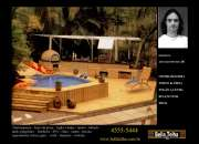 piscina, ofuro, deck, saunas, piscinas no abc, piscina em sp, loja de piscina BELLA TELHA