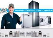Manutenção, reparos e instalação em eletrodomésticos nacionais e importados