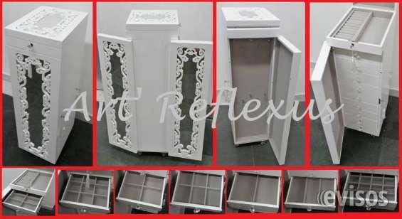 Fotos de Movel porta joias 20 gavetas e outros modelos art reflexus vlmariana 5