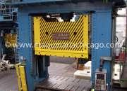 Prensa Hidráulica HYDRAP PRESSEN 400 ton usada