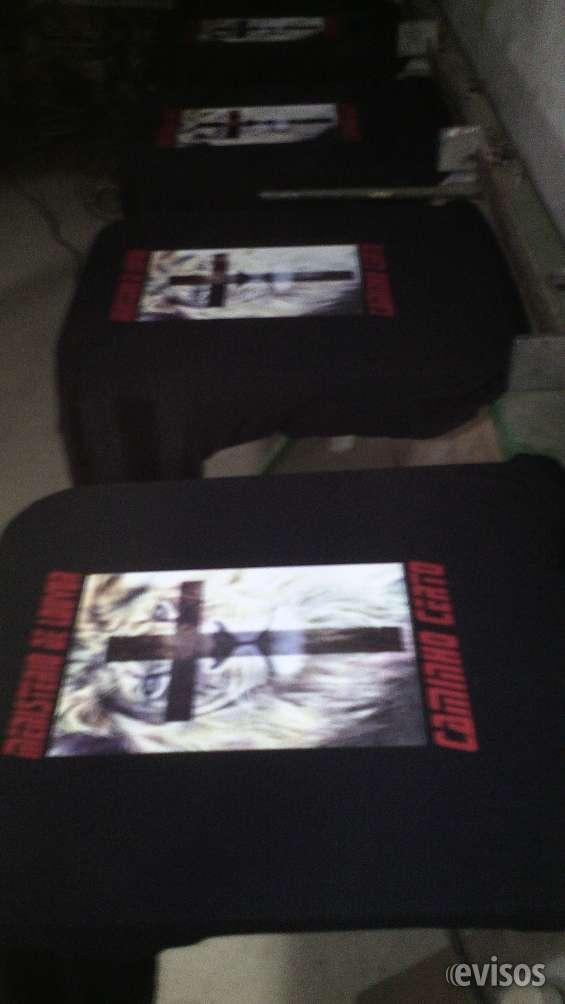 Fotos de Serigrafia em camisetas 1