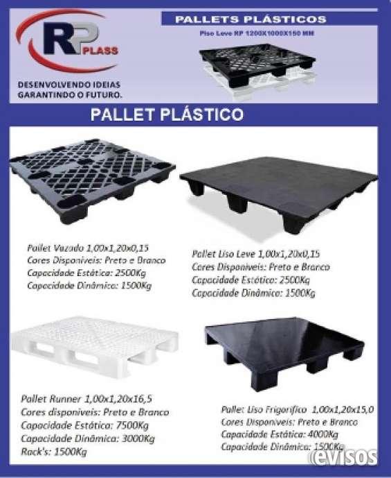 Rpplass comercial palet plasticos