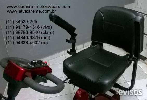 Quadriciclo scooter mobility - cadeira de rodas motorizada apenas r$ 7000,00