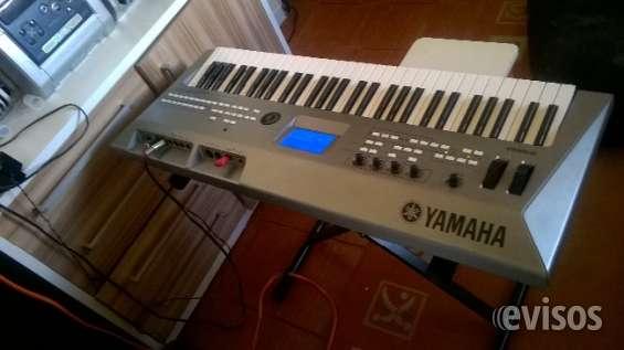 Teclado sintetizador mm6 da yamaha.troco por arranjador