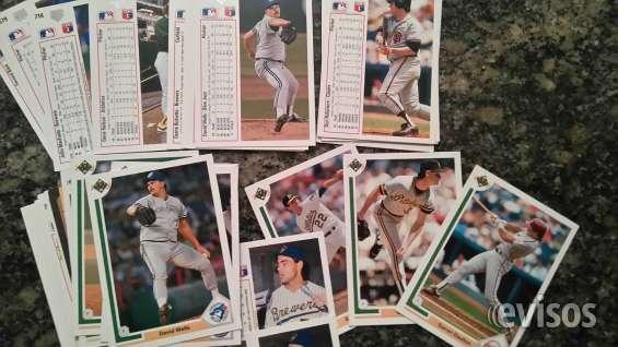 Cards de baseball e basquete
