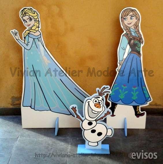 Elsa, anna e olaf - frozen
