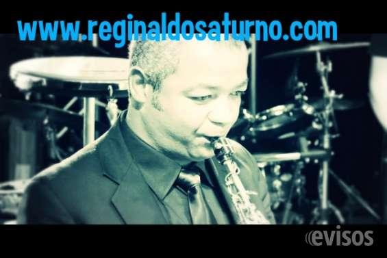 Reginaldo saturno - saxofonista
