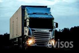 Scania bau trucado entr + prest