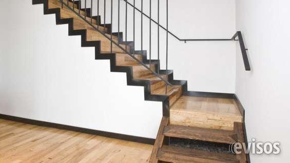 Escada piso de demolicao