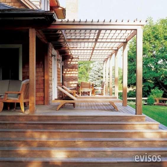 Pergolados escada piso madeira de cumaru