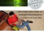 Faça cursos online reconhecidos pelo mec