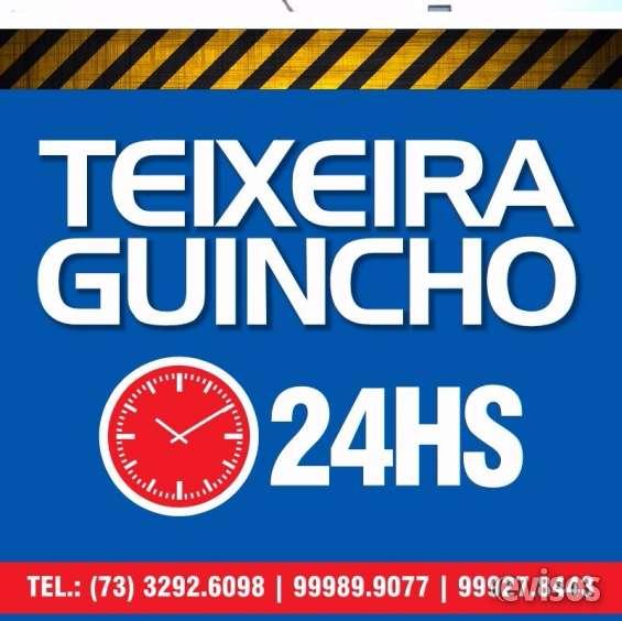 Teixeira guincho ltda
