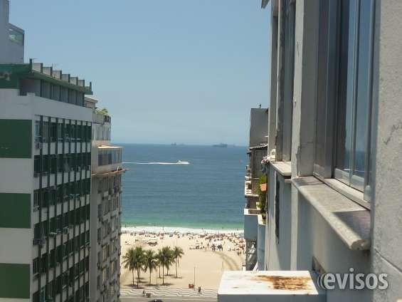Copacabana oferta feriado tiradentes uma quadra praia