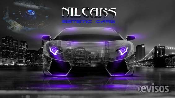 Nilcars (serviços de estética automotiva )polimentos ,higienização, lavagens ;serviços móv