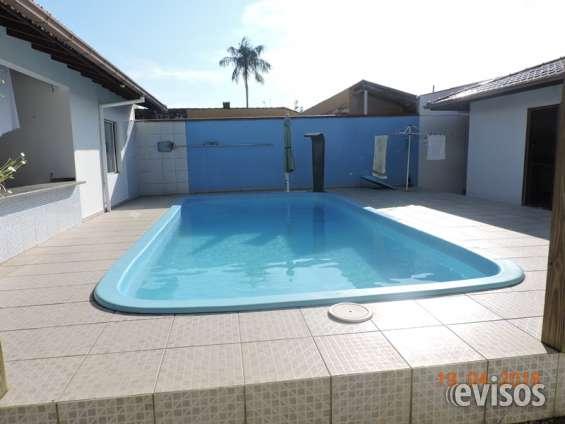 Casa carianos florianópolis 3 quartos piscina 4 vagas aceita financiamento