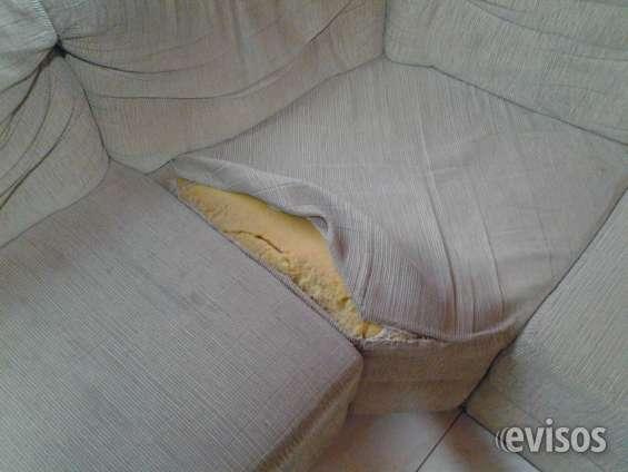 Conserto de furos,rasgados ou descosturados em sofás