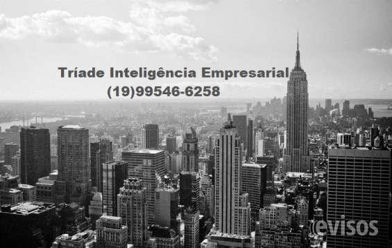 Tríade inteligência empresarial 19 99546-6258
