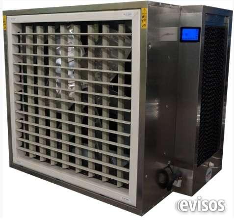 Climatizadores evaporativos luftmaxi - ideal para qualquer ambiente.